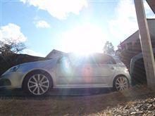 VW-166(02)2.5℃洗車 ・・・ o(▼_▼θ