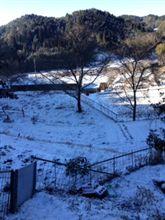 小原山間部雪情報20130127