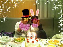 誕生日ディナー♪(*≧∀≦*)