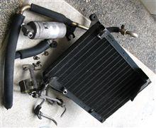 【PP1】【軽量化】エアコン コンデンサ、リキッドタンク、配管重量