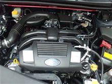 インプレッサ、レガシィtsアイサイトのエンジンカバーを流用