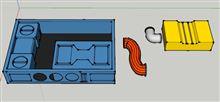 3Dプリンターで作ろうと思うものが出来た(笑)
