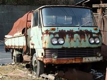 廃車探索大作戦・その⑦ トラックあれこれ