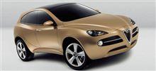 アルファ・ロメオのSUVは2015年以降