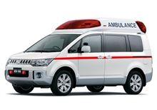 Mitsubishi Delica D:5 Ambulance !? Ⅱ ・・・・