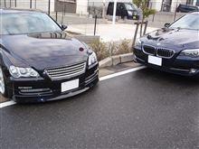 BMWドアハンドル交換と洗車三昧(^_^;)