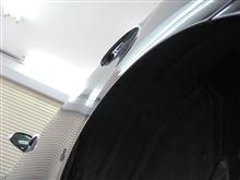 フェンダー ツメ折り・ツメ切り加工 愛知県豊田市 倉地塗装 KRC
