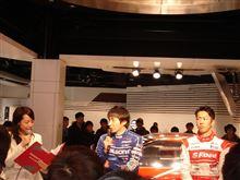 札幌日産ギャラリー モータースポーツイベント