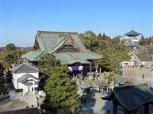 冬の成田山を訪ねて ~ 成田山新勝寺・成田山公園 ~
