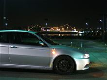 車高上げ→夜撮自主練