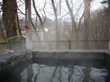 川原湯温泉へ