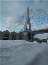 津軽海峡は冬景色