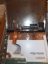 ノートパソコン液晶移植手術