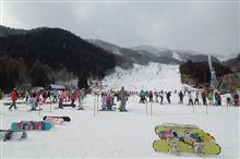 岐阜県奥美濃 めいほうスキー場