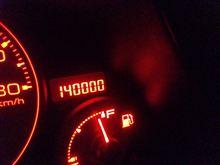 14万キロ