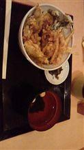 富山の天丼は旨い