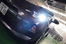 Toyota AQUA アクアにSMART HID アクアキットです!