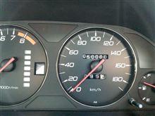 やっと!?総走行距離が50,000km!!
