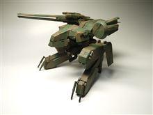 核搭載二足歩行型戦車