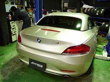 BMW Z4 E89にお取付け【アクセス目黒店様】