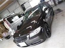 BMW 3シリーズ ツーリング E91 カスタム 岐阜県 愛知県