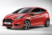 Ford Fiesta Mk7 ST 取り扱い開始!?