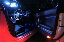 車内総LED化完了