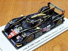 1/43 レベリオン・レーシング ローラB12/60・トヨタ ルマン2012