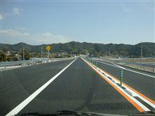☆ 南国安芸道路を走行いたしました・・・。車両も少なく走りやすいぜよ・・・・。(素晴らしい・・・)