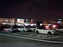 寒いのに好きですね?(;´д`)~BMW@kansai吹田夜会