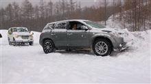 ムラーノで初雪山ハプニング