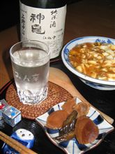 今晩のお酒☆神亀