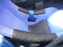 シートベルト保護カバー
