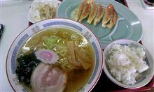 前橋のラーメン永吉さん(^w^)