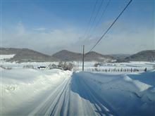 Tombe le neige~♪