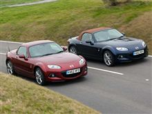 MX-5 Venture editions in the UK