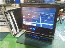 CN-HDS955MD。市販モデル、HDDナビ。