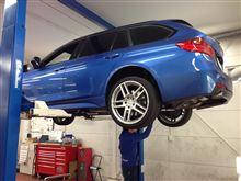 BMW 3Series ツーリング F31用開発中!