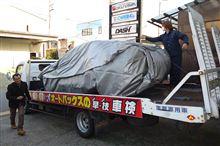 全日本ラリー ピューマ様の86が入庫しました!
