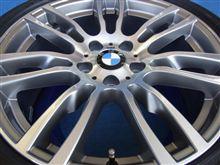 BMW純正スタースポーク403M 19インチ