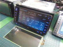 CQ-BS0601C、NHDN-W56G。トヨタ純正。