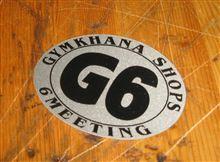 「G6ジムカーナ」ルーズドッグラウンド