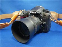 D7100発表、インナーバッグとストラップ購入
