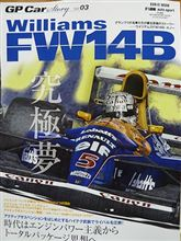 GP Car story FW14B