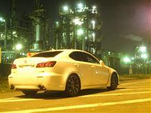 工場夜景撮影、やけい、ヤケイ ?
