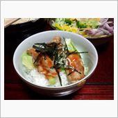 ジャークチキン丼(・∀・)
