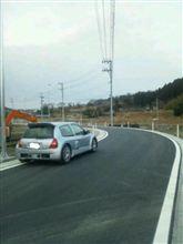 道路が完成♪