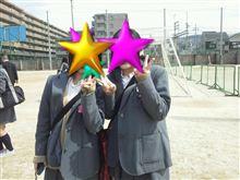 ②号 卒業おめでとう~♪