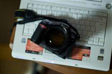 Ai AF Nikkor 85mm f/1.4D 退院