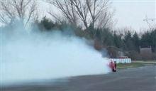 タービンブロー(IHI RHB5)Ferrari F40